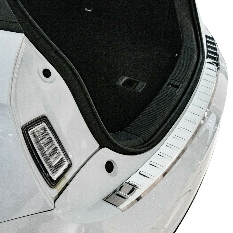 Protector de parachoques para Audi A1 8X 2010-2018