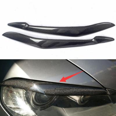 Pestañas de faro carbono BMW X5 E70
