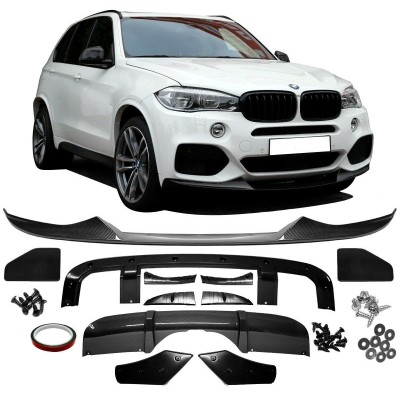 Kit Performance look carbono BMW X5 F15 M Packet