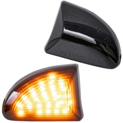 Intermitente Lateral LED para SMART FORTWO A451 C451 Cabrio & Coupe