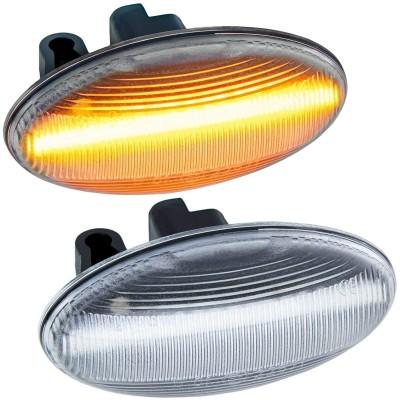 Intermitente Lateral LED para CITROEN C1 C2 C3 C4 Cactus C5 C6