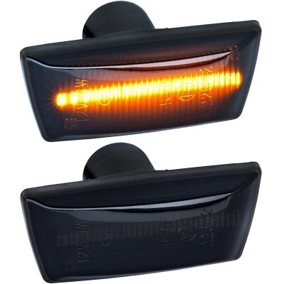 Intermitente Lateral LED para Chevrolet AVEO T300 CRUZE J300 ORLANDO BLS CTS