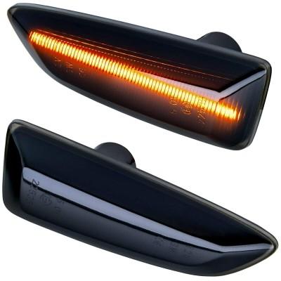 Intermitente Lateral LED para Opel ASTRA J ASTRA K INSIGNIA B ZAFIRA C
