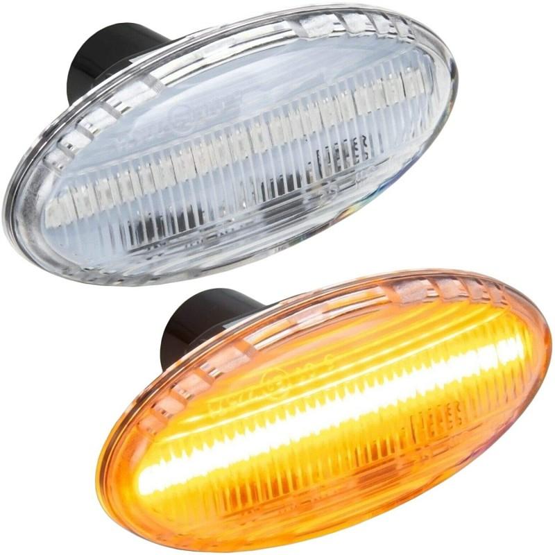 Intermitente Lateral LED para Mazda 2 3 5 6 MPV II BT-50