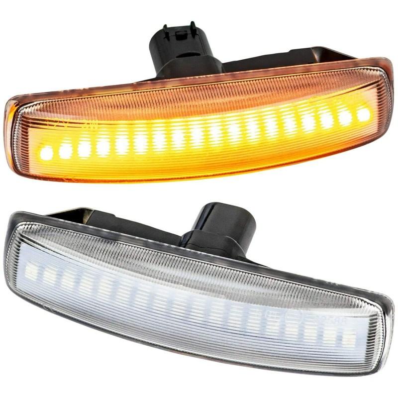 Intermitente Lateral LED para LR DISCOVERY III FREELANDER II RR SPORT