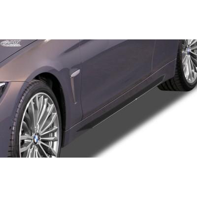 Difusor trasero BMW F32/F33/F36