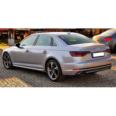 Estriberas laterales Audi A4 B9 S Line look