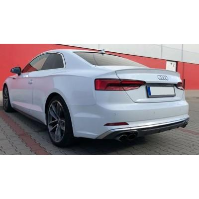 Spoiler Audi A5 F5 2016+ COUPE