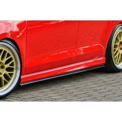 Rs Faldones Laterales Para Ford Focus 2, 3 Da