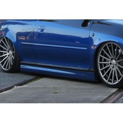 Diseñar Faldones Laterales Para Ford Focus 2, 3 Da