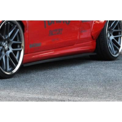 Faldones Laterales Rld Cup Para Ford Focus 2, 3 Da