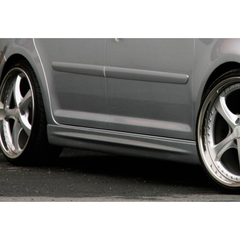 Óptica Faldones Laterales Para Opel Zafira B