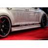 Faldones Laterales Rsv2 Para Opel Zafira B