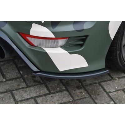 Paneles Laterales Faldón Trasero Para Ford Focus Rs 2, Da3