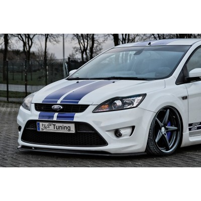 Spoiler Delantero Para Ford Focus St Mk2, Da3, Facelift
