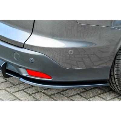 Paneles Laterales Faldón Trasero Para Ford Focus, Modelo: Dyb