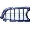 Calandra Parrilla panamericana para Mercedes C W205/C205/S205 con camara 360º