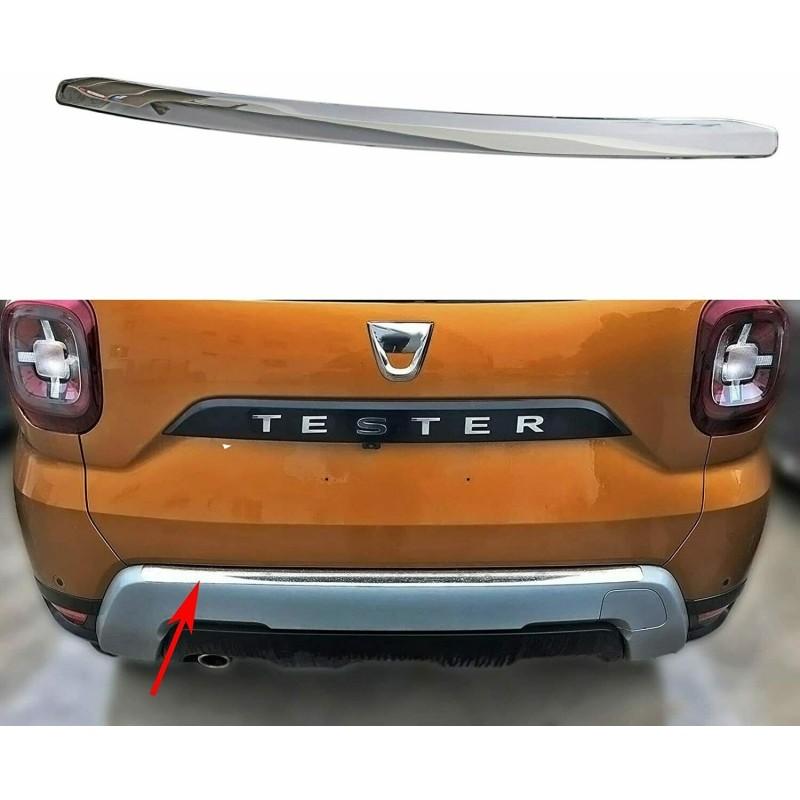 Protector cromo para Dacia Duster II