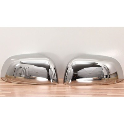 Carcasas Retrovisores Cromados para Nissan Micra IV (Carrocería K13)