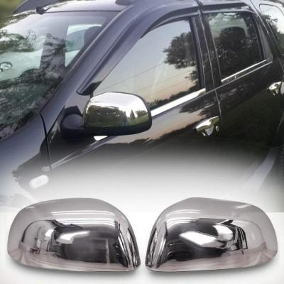 Carcasas Retrovisores Cromados para Dacia Duster I - 2010-2011
