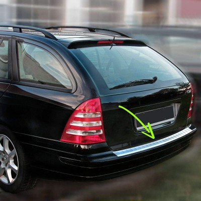 Protector mate para Mercedes Clase C T-Modell (S203) - 2001-2007