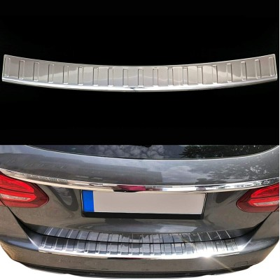 Protector cromo para Mercedes Clase C T-Modell (S205) - 2014+