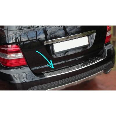 Protector cromo para Mercedes Clase ML (W164) - 2005-2011