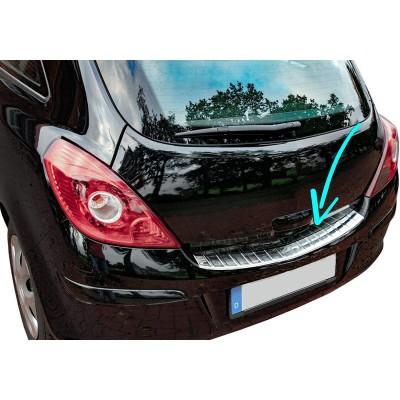 Protector cromo para Opel Corsa D (S07) - 2006-2014