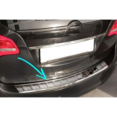 Protector cromo para Opel Meriva B (Carrocería S10) - 2010-2017