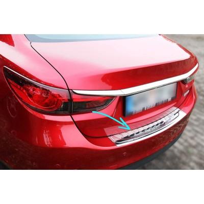 Protector cromo para Mazda 6 (Carrocería GJ / GL) - 2012 +