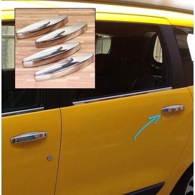 Tiradores de puerta para Dacia Lodgy 2012+ cromados