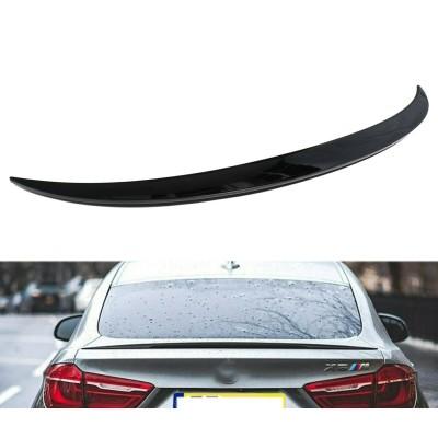 Spoiler maletero negro brillo para BMW X6 F16