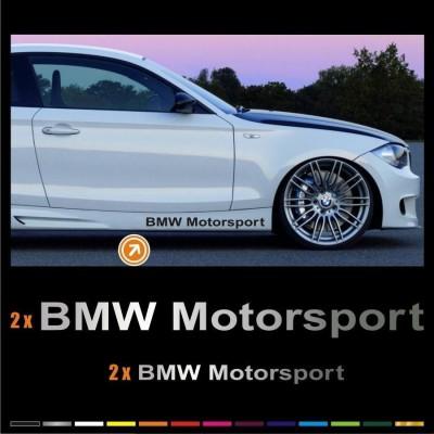 Vinilos BMW Motorsport