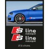 Vinilos Audi Sline