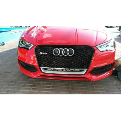 Calandra Audi A3 8V RS3 look