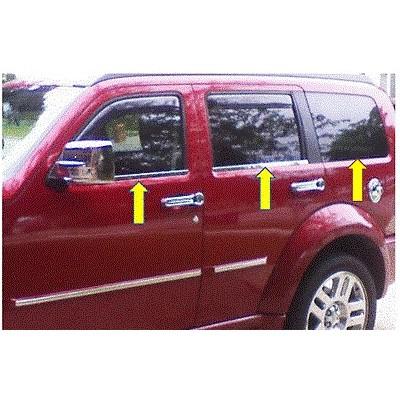 Molduras de ventana Dodge Nitro
