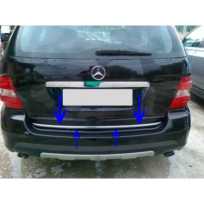 Embellecedor cromado Mercedes ML W164