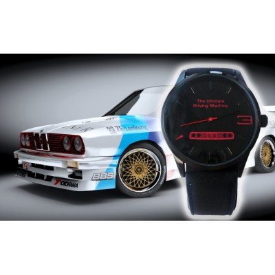 Reloj MC Black Line M