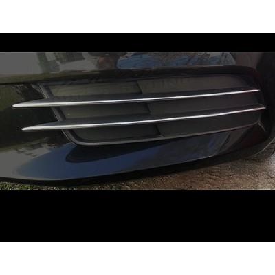 Listas antiniebla cromo Audi A4 B8