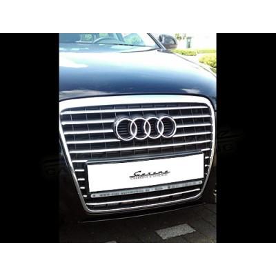 Listas cromadas Audi A6 C6 08-11