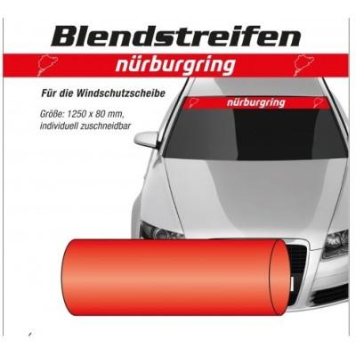 Vinilo parabrisas Nurburgring