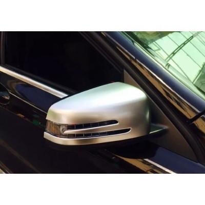 Retrovisores aluminio mate Mercedes