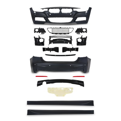 Kit M look BMW F30 LCI 2015-
