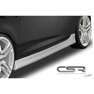 Spoiler delantero Seat Ibiza 6J