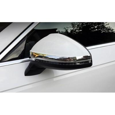 Molduras retrovisores Audi A4 2017 B9