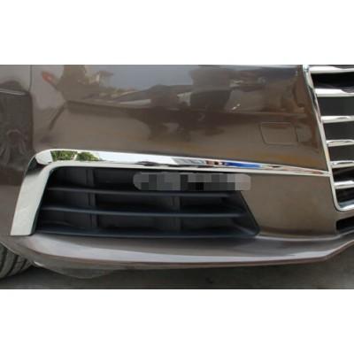 Antinieblas cromados Audi Q3