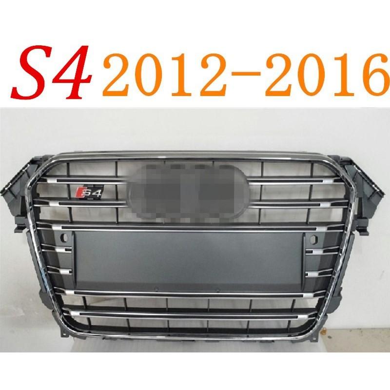 Calandra Audi A4 S4 look 2012+