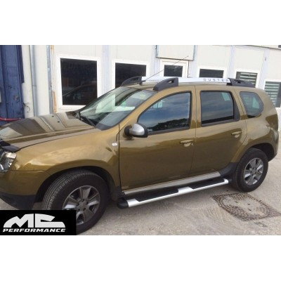 Estriberas laterales Dacia Duster