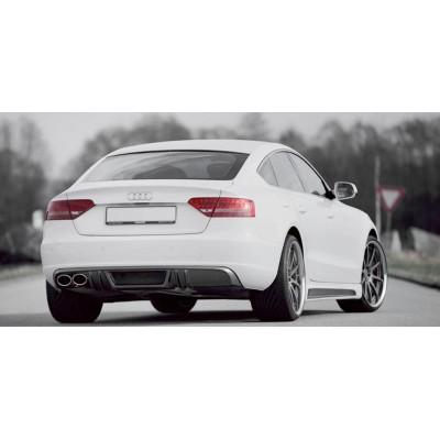 Difusor trasero Rieger Audi A5