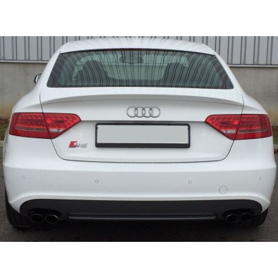 Spoiler S5 look Audi A5 Sportback